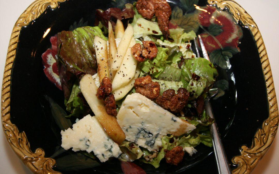 Hilltops Black Walnut Salad