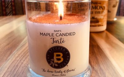 Signature KB Candles…Just in Time for the Holidays!