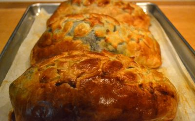 Turkey Wellington