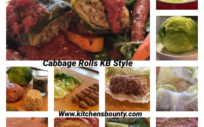 Cabbage Rolls KB Style